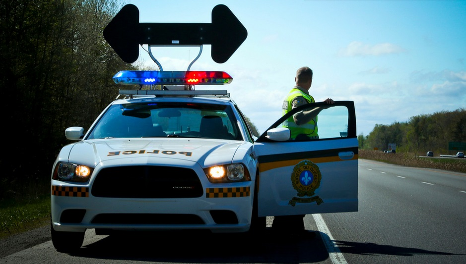 Sûreté du Québec bilan routier 2016