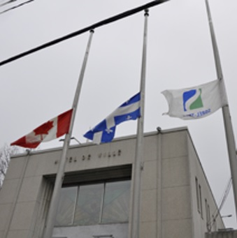 drapeaux sorel berne grand