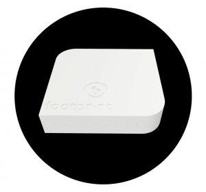 Boitier Footprint GPS cégep sorel-tracy
