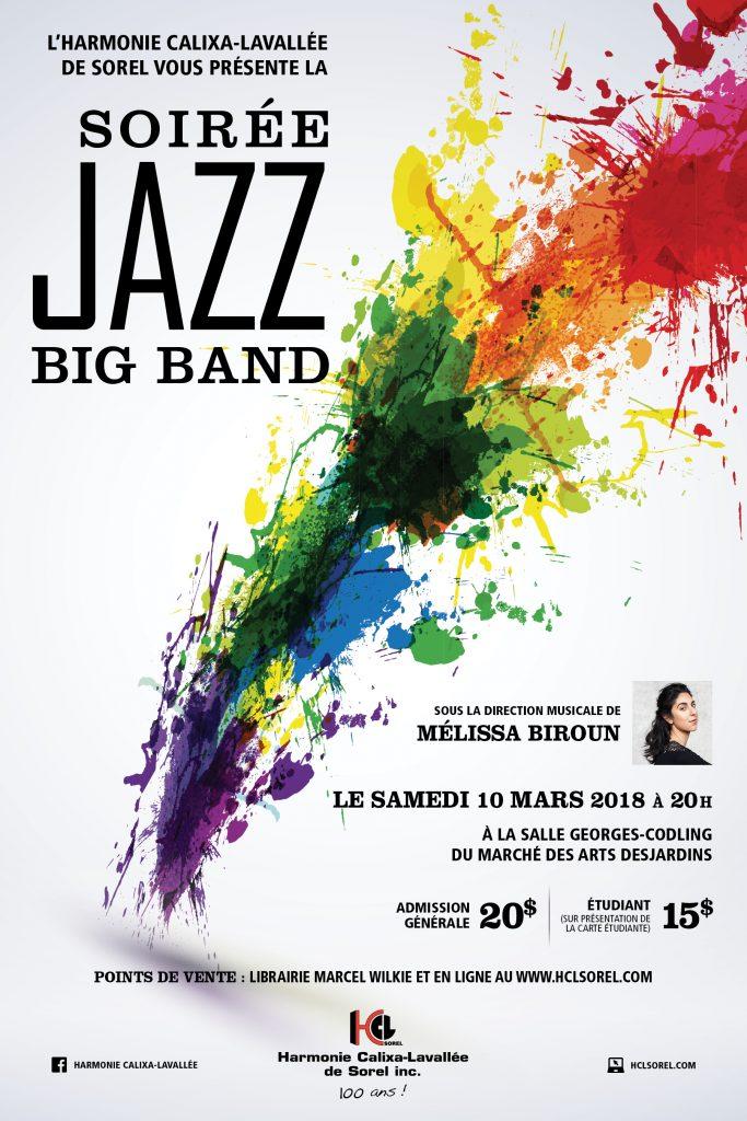 E-180205-01 - affiche Big Band