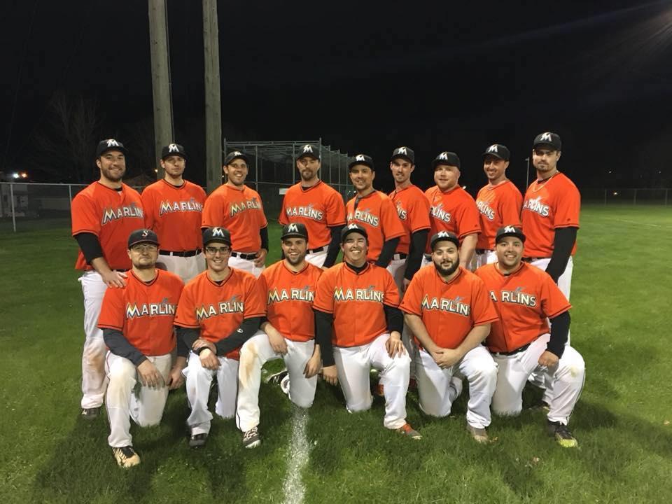 équipe Marlins 2018