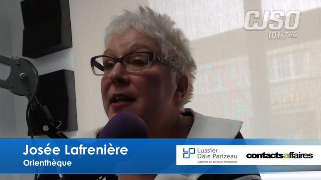 Josée Lafrenière - dcad 14 juin 2018