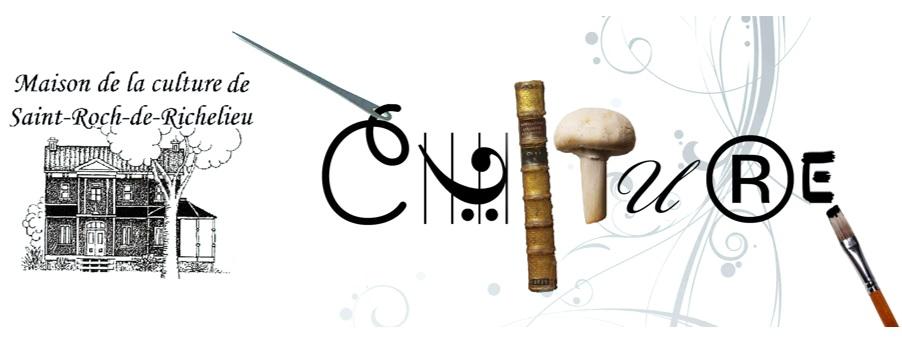 maison de la culture de saint roch logo