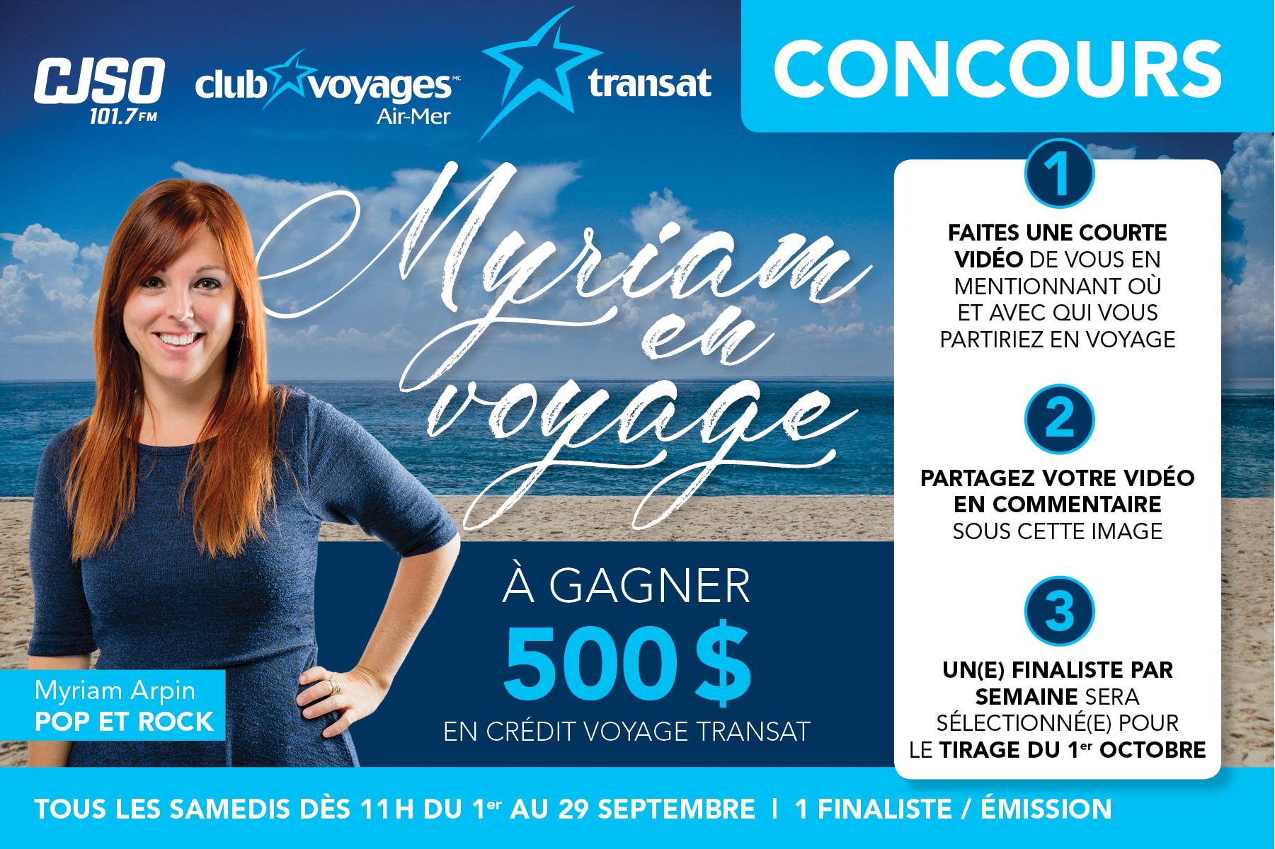 Club Voyage Air-Mer