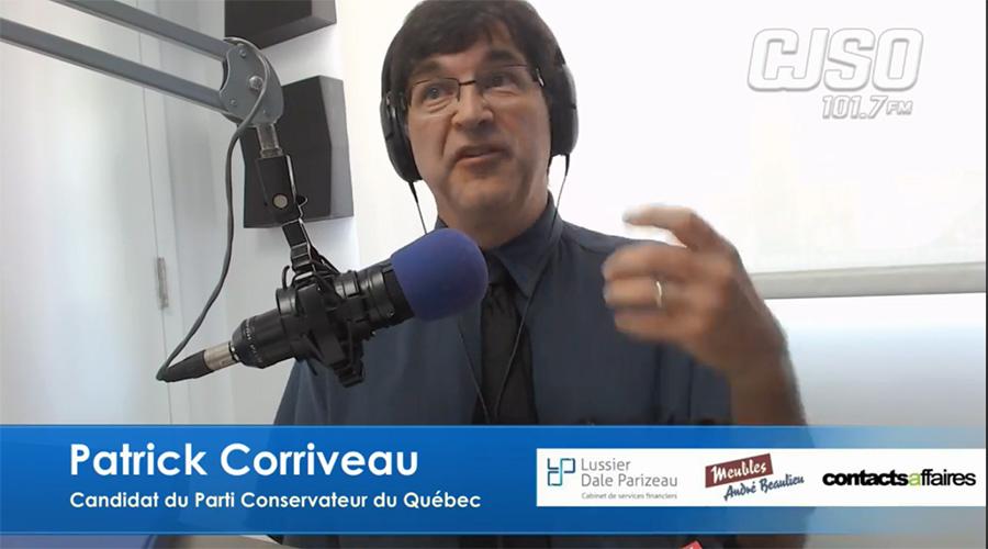 Patrick Corriveau PCQ