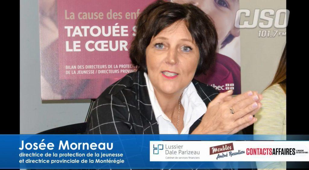 Josée Morneau - DPJ