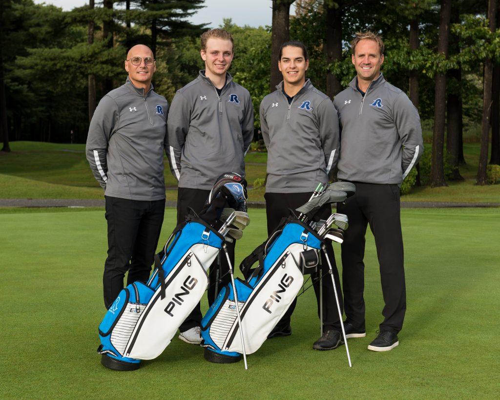 Rebelles golf équipe crédit Jean-François Mongeon