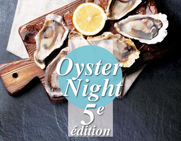 oyster nigh 5e édition fondation hotel-dieu