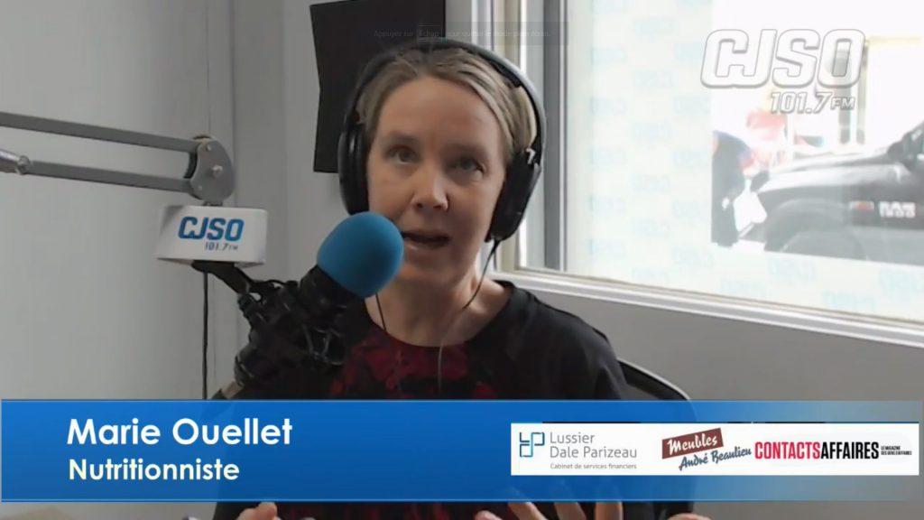 DCAD 24 janvier 2019 Marie Ouellet