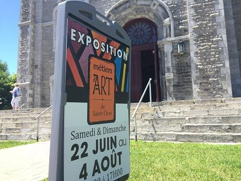 ExpoSaintOurs