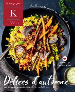 K pour Katrine délices d'automne