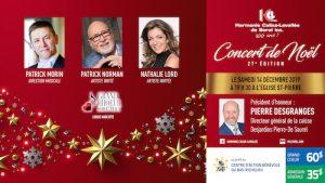 Concert Noël 2019 HCL
