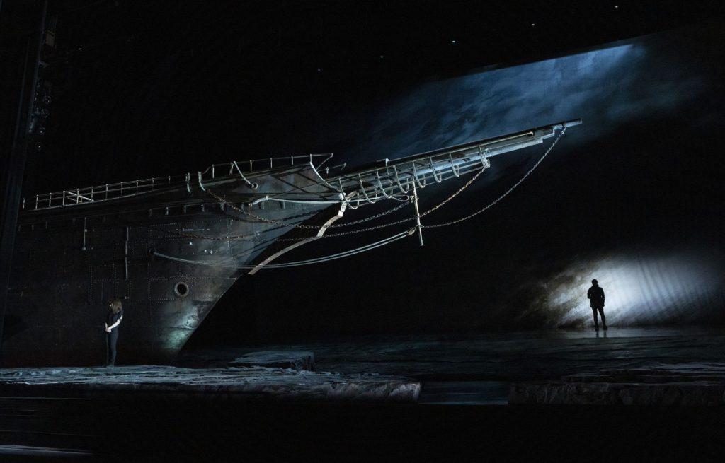 Le vaisseau fantôme