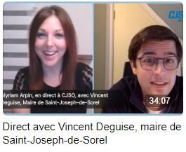 Vincent Deguise