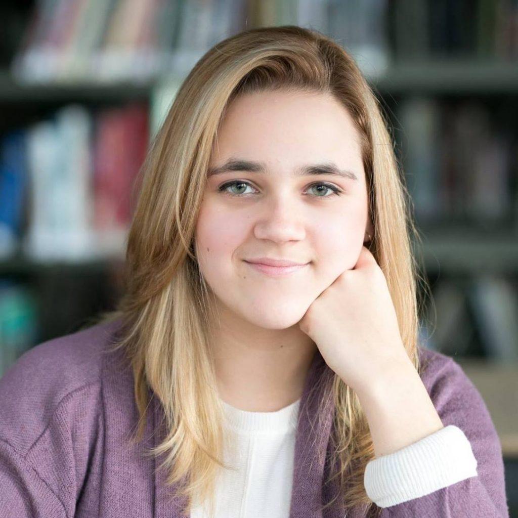 Gabrielle MAjor